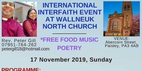 International Interfaith Event tickets