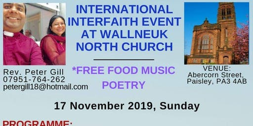 International Interfaith Event