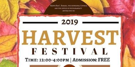 City of Newark Harvest Festival tickets