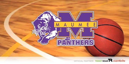Maumee vs Napoleon Varsity Basketball (Boys)
