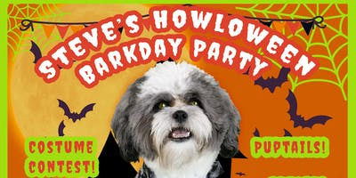 Steve the Wonderpup's Hall-O-Ween Barkday Party