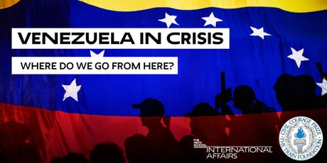 Venezuela in Crisis: Where Do We Go From Here? tickets