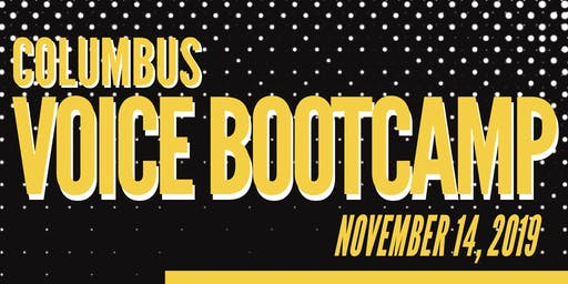 Columbus Voice Bootcamp
