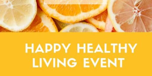 Happy Healthy Living Event Wetzlar 18 Uhr!