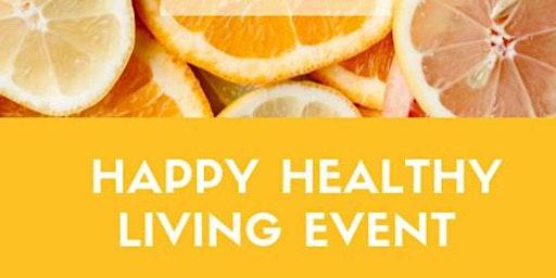 Happy Healthy Living Event Wetzlar 18 Uhr!