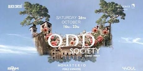 ODD SOCIETY tickets