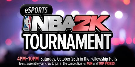 eSports NBA 2K Tournament @ Reid Temple tickets