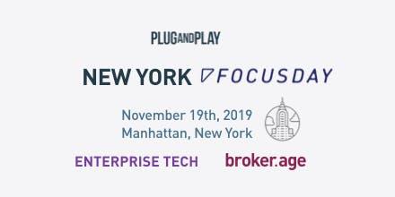 Plug and Play New York FocusDay