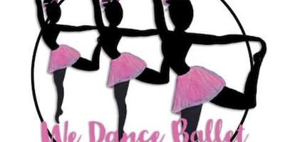 We Dance Ballet Presents: TuTu's and Tiara's Daddy Daughter Dance