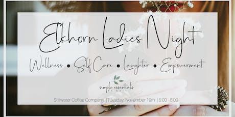 Elkhorn Ladies Night tickets