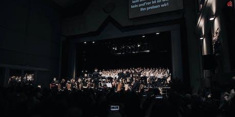 Logos Praise Choir Austria - Jahreskonzert Tickets
