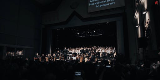 Logos Praise Choir Austria - Jahreskonzert