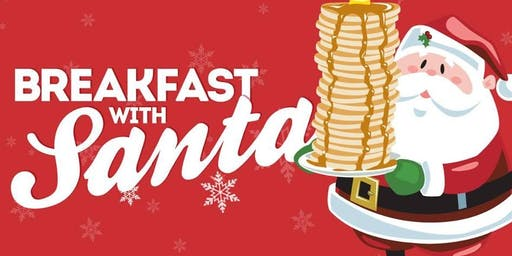 Pancakes w/ Santa by JWC of Rock Hill (Free pictures w Santa w tickets)