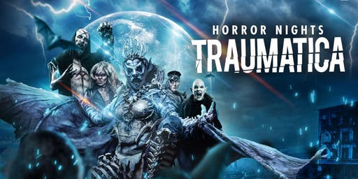 Europapark Horror Night - Traumatica VIP Club