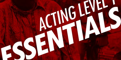 Intro to Acting Class | Jacksonville, Florida