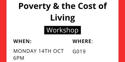 "TuDublin SVP present : ""Poverty and the cost of living"" Workshop"