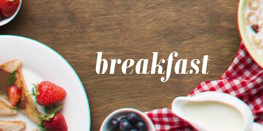 2019 Partnership Missions Breakfast