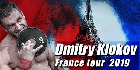 KLOKOV TOUR PARIS tickets
