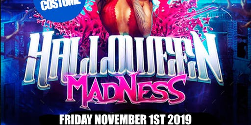 The Official Halloween  Madness