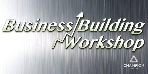 Women's Business Building Workshop