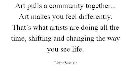 Community Art Night tickets