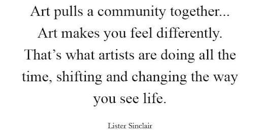 Community Art Night