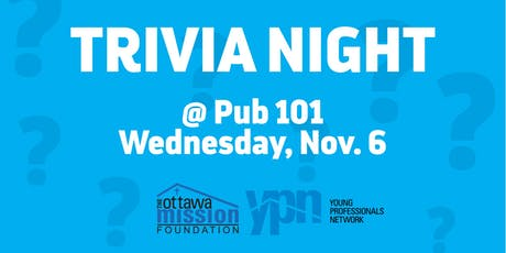 Trivia and Networking tickets
