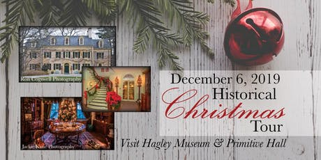Historic Christmas Tour tickets