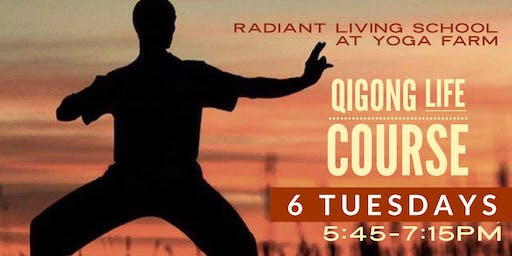 QiGong Life Course; Your Harmonious Self - Thriving in Winter