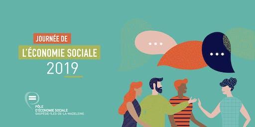 Journée régionale de l'économie sociale 2019