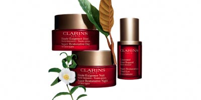 CLARINS AUTUMN ILLUMINATIONS