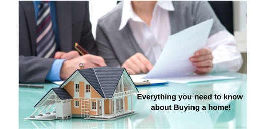 Everything you need to know about buying a home!