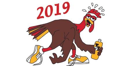2019 - Hobble Now Gobble Later 5K run/walk tickets
