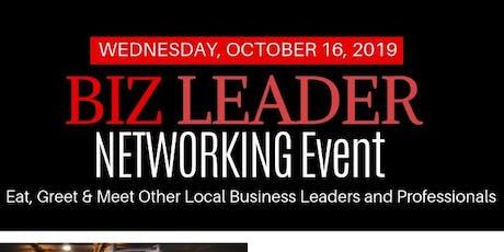BIZ LEADERS NETWORKING LAUNCH IN NEWARK,DE tickets