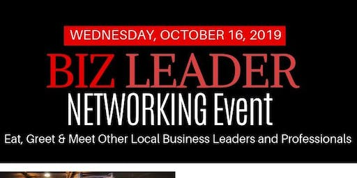 BIZ LEADERS NETWORKING LAUNCH IN NEWARK,DE