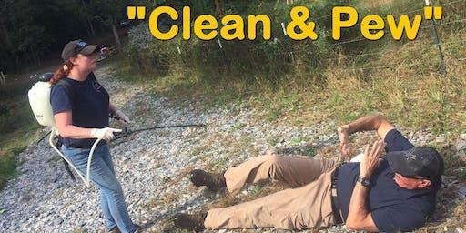 Nov 2020 Range CLEAN UP Day