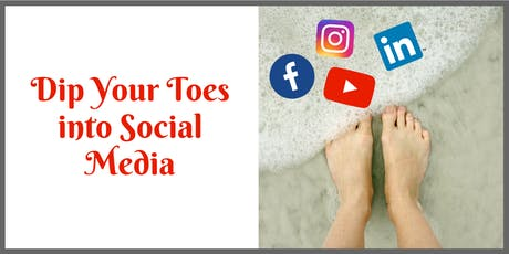 Dip Your Toes into Social Media tickets