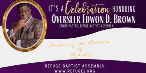 Refuge Baptist Assembly Pastoral Appreciation Celebration