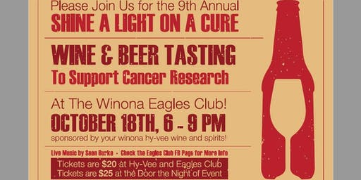 Eagles Cancer Telethon Wine & Beer Tasting