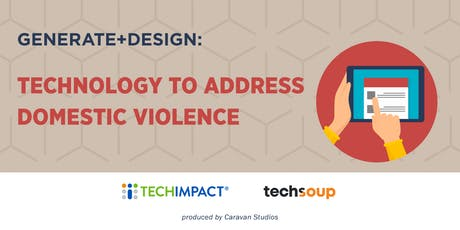 Generate+Design: Technology to Address Domestic Violence tickets