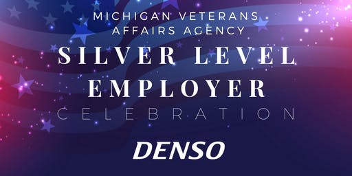 DENSO - Silver Level Veteran Friendly Employer Recognition
