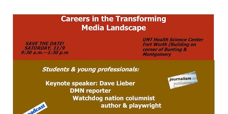 SPJ Fort Worth Pro Chapter Career Conference tickets