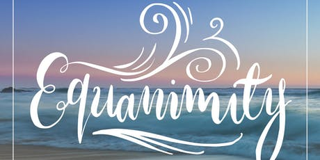 Mindfulness Monthly December: Equanimity tickets