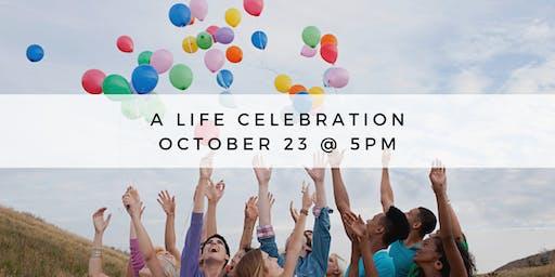 A Life Celebration