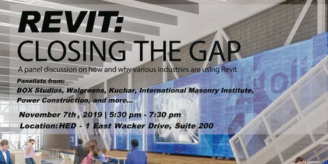 CEU Revit: Closing the Gap Part II tickets