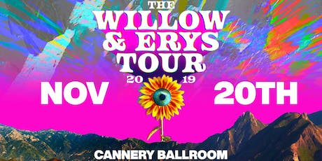 Jaden & Willow: The Willow and Erys Tour tickets