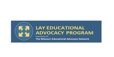 Missouri Lay Educational Advocacy Training-Kansas City
