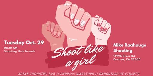 AIB2B / Empress Warriors / DOLs Shoot Like A Girl