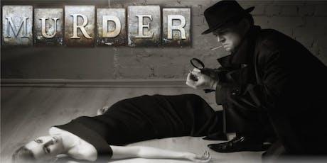 Murder Mystery Evening tickets