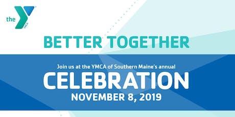 YMCA Annual Celebration tickets